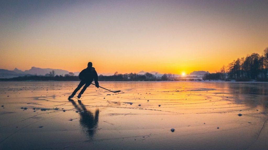 hockey around your home