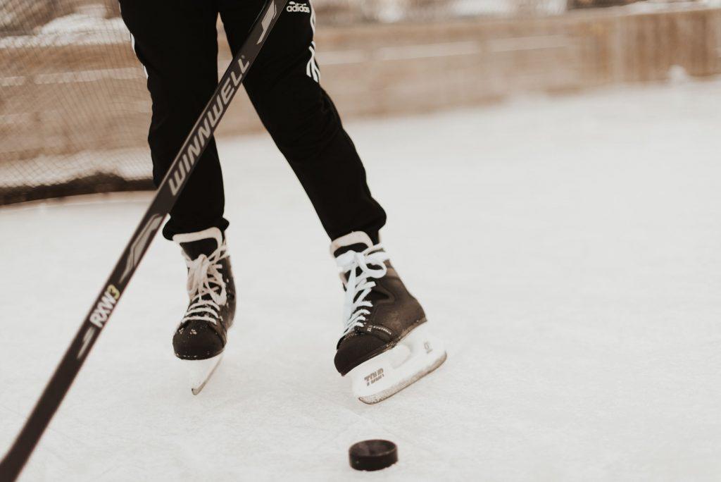 Tightening skates