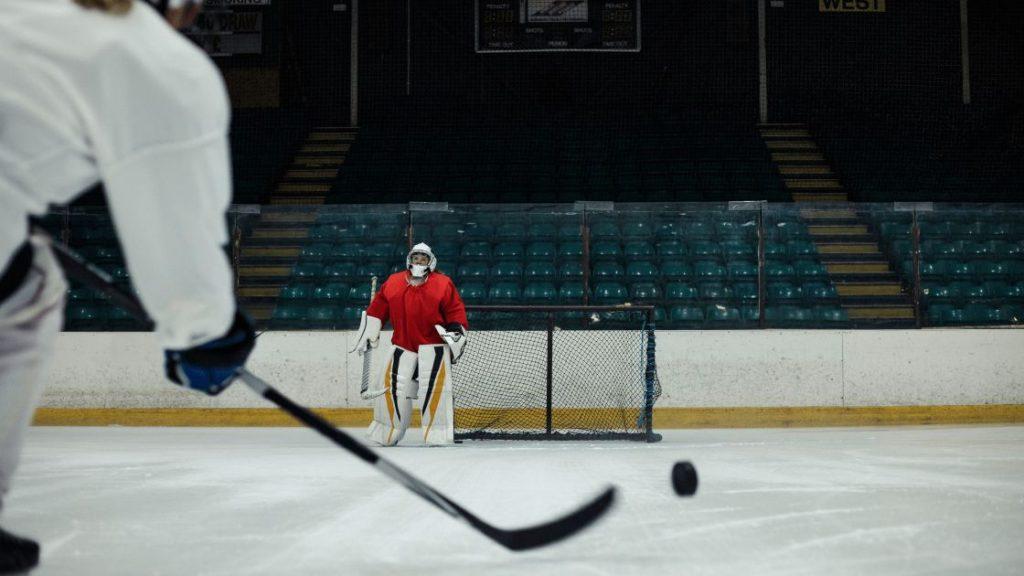 Hockey Icing Penalty