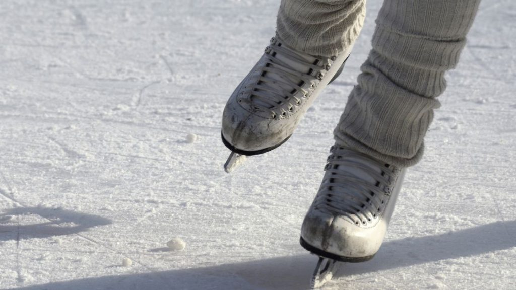 Skating in Ice